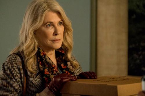 "RESIDENT ALIEN -- ""Love Language"" Episode 105 -- Pictured: Deborah Finkel as Abigail Hodges -- (Phot"