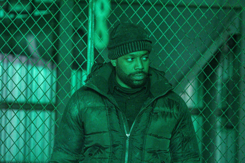 """CHICAGO P.D. -- """"Protect And Serve"""" Episode 808 -- Pictured: LaRoyce Hawkins as Kevin Atwater -- (Ph"""
