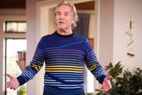 "KENAN -- ""Flirting"" Episode 105 -- Pictured: Don Johnson as Rick -- (Photo by:  Casey Durkin/NBC)"