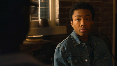 """THIS IS US -- """"I've Got This"""" Episode 510 -- Pictured in this screengrab: Asante Blackk as Malik --"""