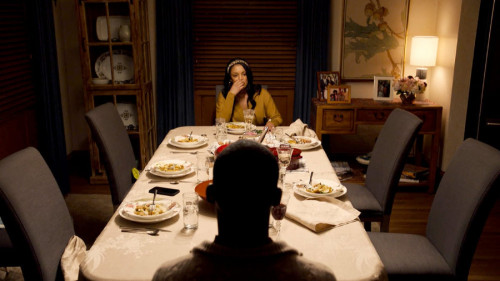 """THIS IS US -- """"I've Got This"""" Episode 510 -- Pictured in this screengrab: (l-r) Susan Kelechi Watson"""