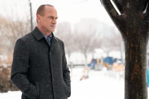 """LAW & ORDER: ORGANIZED CRIME -- """"What Happens in Puglia"""" Episode 101 -- Pictured: Christopher Meloni"""