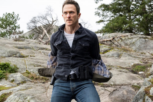 """DEBRIS -- """"Do You Know Icarus"""" Episode: 109 -- Pictured:  Jonathan Tucker as Bryan Beneventi -- (Pho"""