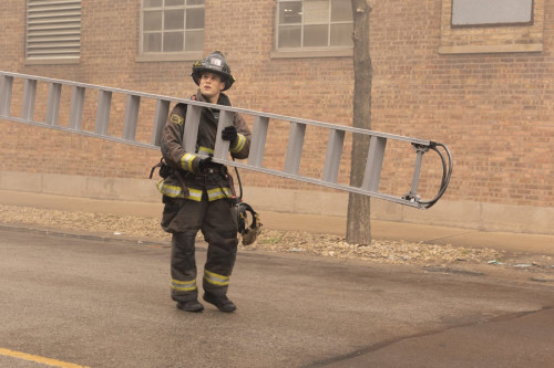"CHICAGO FIRE -- ""What Comes Next"" Episode 914 -- Pictured: Alberto Rosende as Blake Gallo -- (Photo"