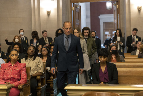 """LAW & ORDER: ORGANIZED CRIME -- """"Forget It, Jake; It's Chinatown"""" Episode 108 -- Pictured: Christoph"""