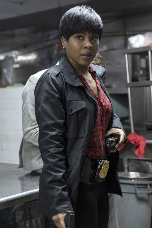 """LAW & ORDER: ORGANIZED CRIME -- """"Forget It, Jake; It's Chinatown"""" Episode 108 -- Pictured: Danielle"""