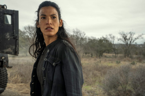 Danay Garcia as Luciana - Fear the Walking Dead _ Season 6, Episode 16 - Photo Credit: Ryan Green/AM