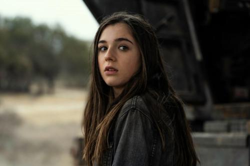Alexa Nisenson as Charlie - Fear the Walking Dead _ Season 6, Episode 16 - Photo Credit: Ryan Green/