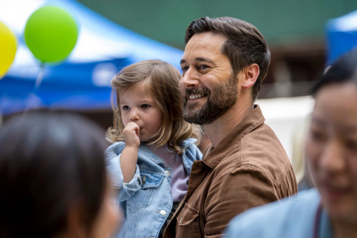 """NEW AMSTERDAM -- """"More Joy"""" Episode 401 -- Pictured: (l-r) -- (Photo by: Zach Dilgard/NBC)"""